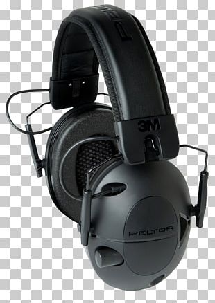 Earmuffs Peltor 3M Sound Earplug PNG