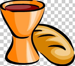Wine Bread Eucharist PNG