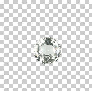 Diamond Gemstone Transparency And Translucency Ring PNG