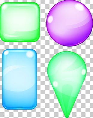 Colored Bubbles PNG