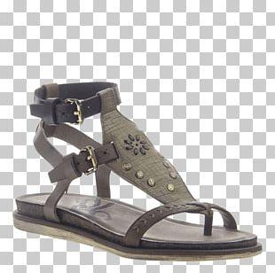 Sandal Shoe Heel Black Ballet Flat PNG