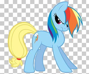 My Little Pony Rainbow Dash Applejack Fluttershy PNG