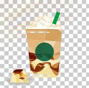 Starbucks Nestlé Crunch Coffee Frappuccino Espresso PNG