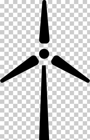 Windmill Electric Generator Computer Icons PNG