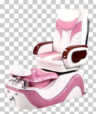 Massage Chair Pedicure Beauty Parlour Nail Manicure PNG
