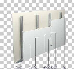 Parede Partition Wall Ściana Drywall PNG