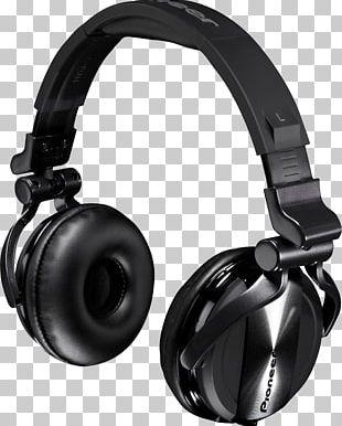 Headphones Disc Jockey Microphone Pioneer DJ Sound PNG