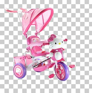 Hello Kitty Child Baby Transport PNG