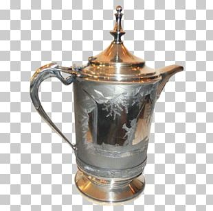 Kettle Mug Coffee Percolator 01504 Teapot PNG