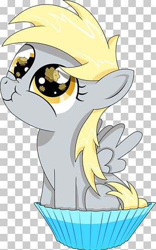 Derpy Hooves Pony Rainbow Dash Rarity Character PNG
