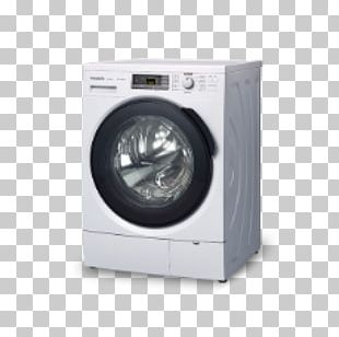 Washing Machines Combo Washer Dryer Home Appliance Laundry Clothes Dryer PNG