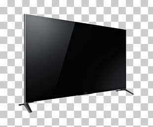 LCD Television 4K Resolution Sony Ultra-high-definition Television PNG