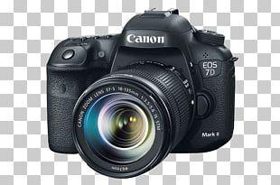 Canon EOS 70D Canon EOS 80D Canon EOS 7D Mark II Canon EF-S 18–135mm Lens PNG