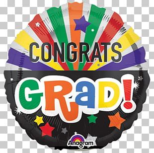 Graduation Ceremony Party Grad Celebration Balloon Graduate University PNG