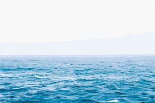 Ocean Seawater Wind Wave PNG