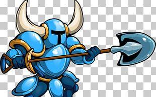 Shovel Knight Wii U Nintendo Switch Video Game PNG