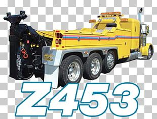 Tow Truck Model Car Motor Vehicle PNG