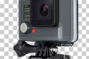 GoPro HERO+ LCD Action Camera Video Cameras PNG