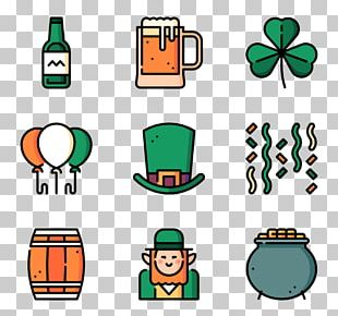Saint Patrick's Day Computer Icons Irish People PNG