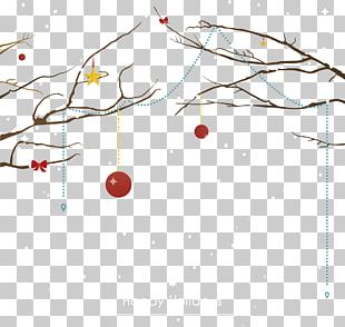 Christmas New Year's Eve Greeting Card Euclidean PNG