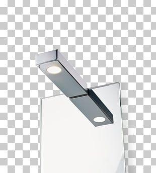 Light Fixture Light-emitting Diode Mirror PNG
