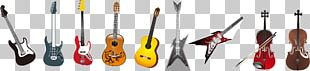 Musical Instrument Musical Note Guitar PNG