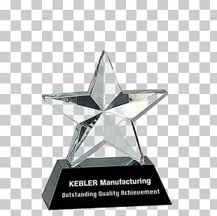 Trophy Award Engraving Commemorative Plaque Glass PNG