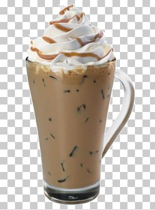 Iced Coffee Cafe Frappé Coffee Latte Macchiato PNG