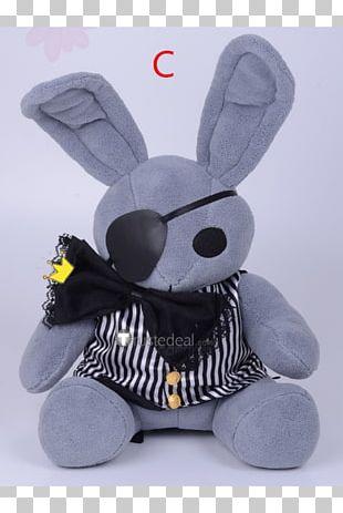 Stuffed Animals & Cuddly Toys Ciel Phantomhive Black Butler Plush PNG