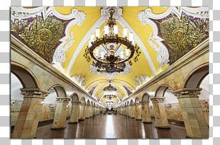 Komsomolskaya Moscow Metro Rapid Transit Kiyevskaya Avtovo PNG