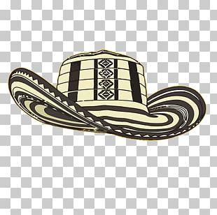 Sombrero Vueltiao Hat Gynerium Sagittatum PNG