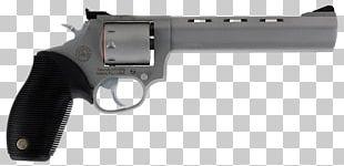 .22 Winchester Magnum Rimfire Revolver Gun Trigger Firearm PNG