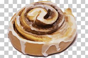 Cinnamon Roll PNG