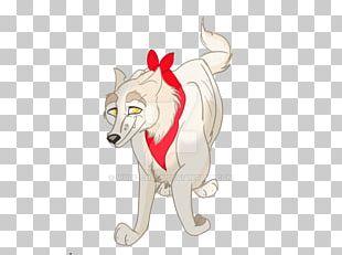 Dog Animated Cartoon Character PNG