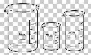 Beaker Chemistry Laboratory Flasks Laboratory Glassware PNG
