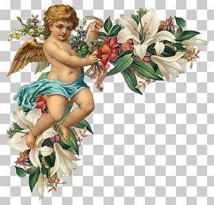 Cherub Angel Printing Poster PNG