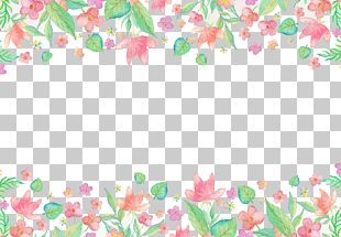 Flowers Frame PNG