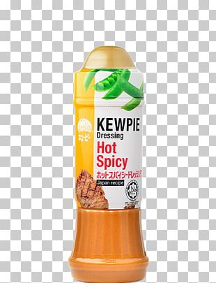 Kewpie Corp. Flavor Mayonnaise Sauce Sweet And Sour PNG