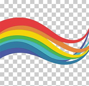 Rainbow Arc Adobe Illustrator PNG