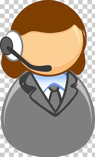 Customer Service Representative PNG