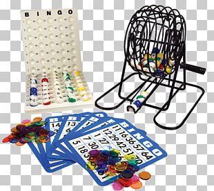 Video Game Set Bingo MINI PNG
