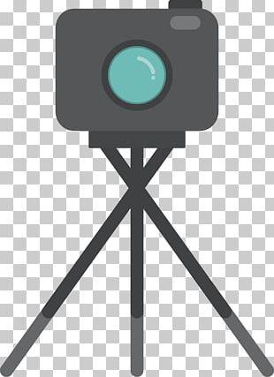 Video Camera Tripod Animation Drawing PNG