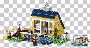 Amazon.com Lego Creator LEGO 31035 Creator Beach Hut PNG