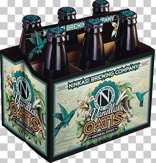 Beer Ninkasi Brewing Company Oatis Oatmeal Stout India Pale Ale PNG