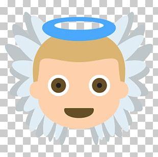 Emoji Human Skin Color Angel Meaning Light Skin PNG