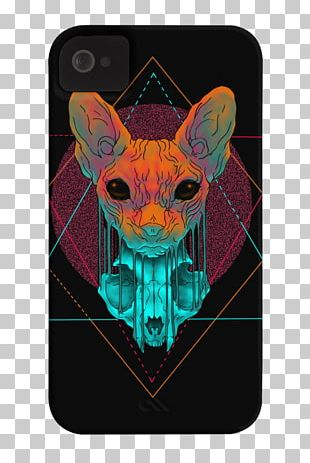 Sphynx Cat IPhone X Kitten T-shirt Psychedelia PNG