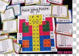 Number Sense Game Base Ten Blocks Counting PNG