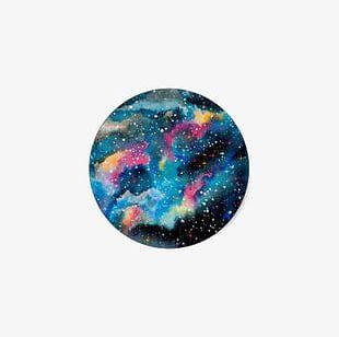 Colour Planet PNG
