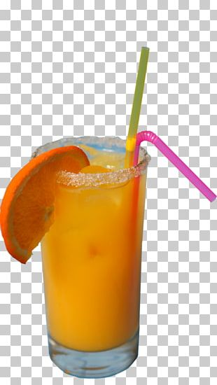 Screwdriver Mai Tai Harvey Wallbanger Orange Juice Cocktail PNG
