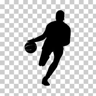 Basketball Jumpman Silhouette NBA Slam Dunk PNG